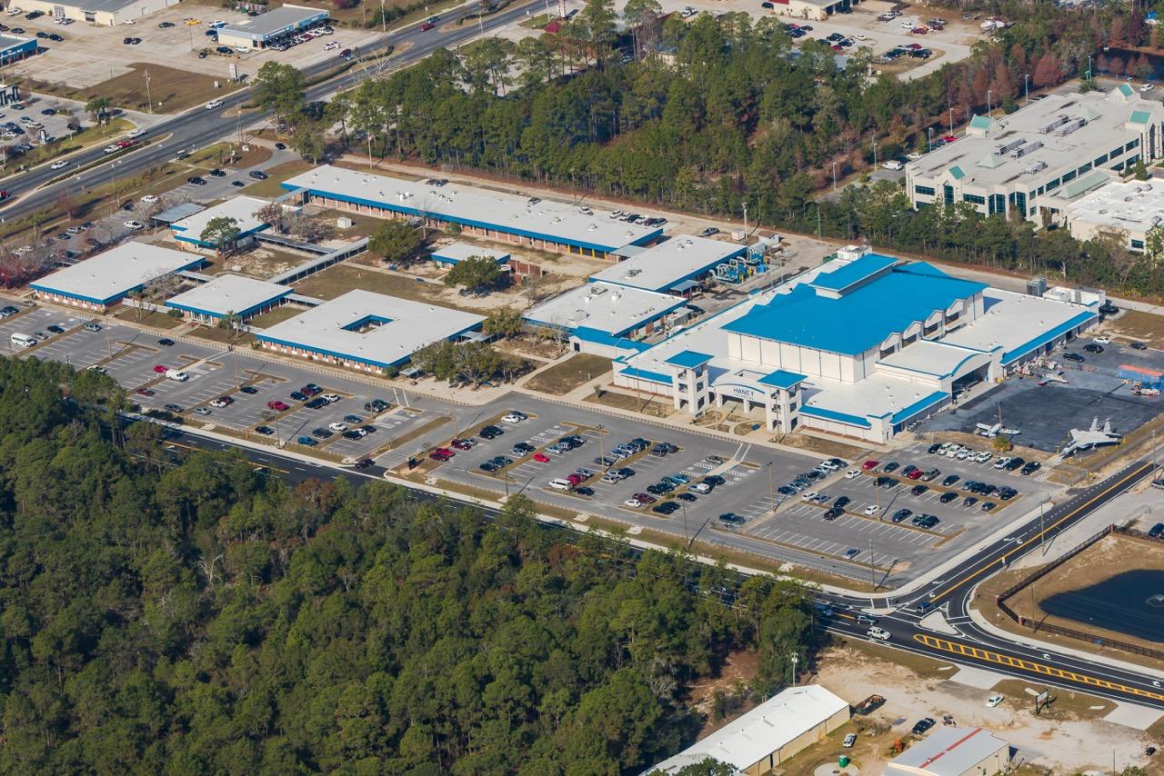 School Roof Replacement Companies Haney Vo Tech Panama